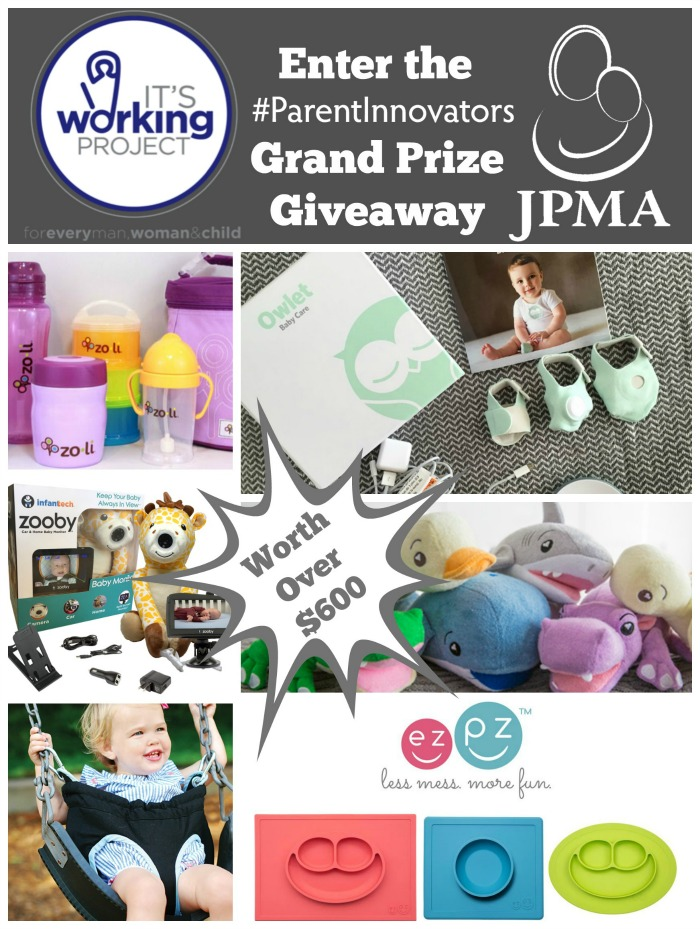 Prize Collage pinterest