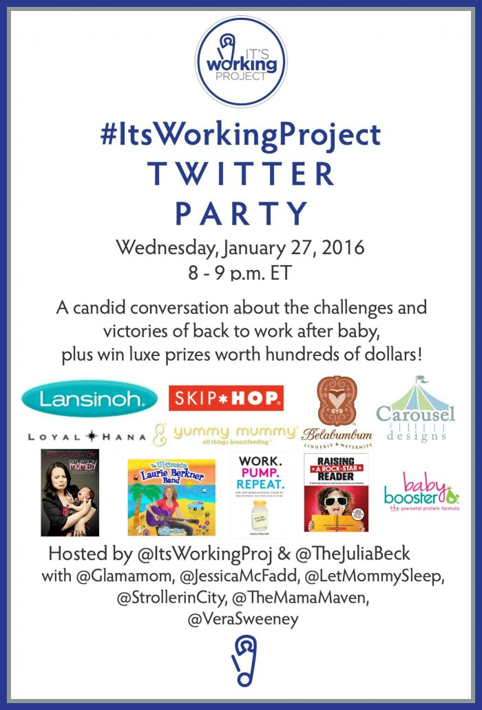 Twitter Party 411 image